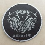Bike Week Patch